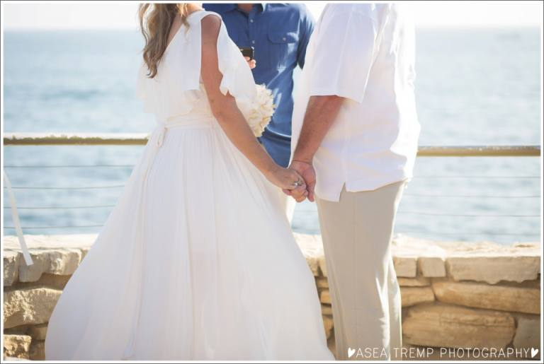 Crystal Cove Wedding Photography