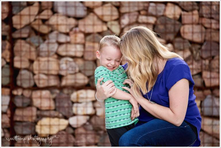 Chandler family photos at the Grove Asea Tremp Photography