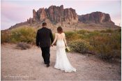 Superstition Mountains Wedding Asea Tremp Photography