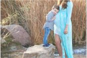 Maternity Photos Chandler Gilbert Veterans Oasis Park