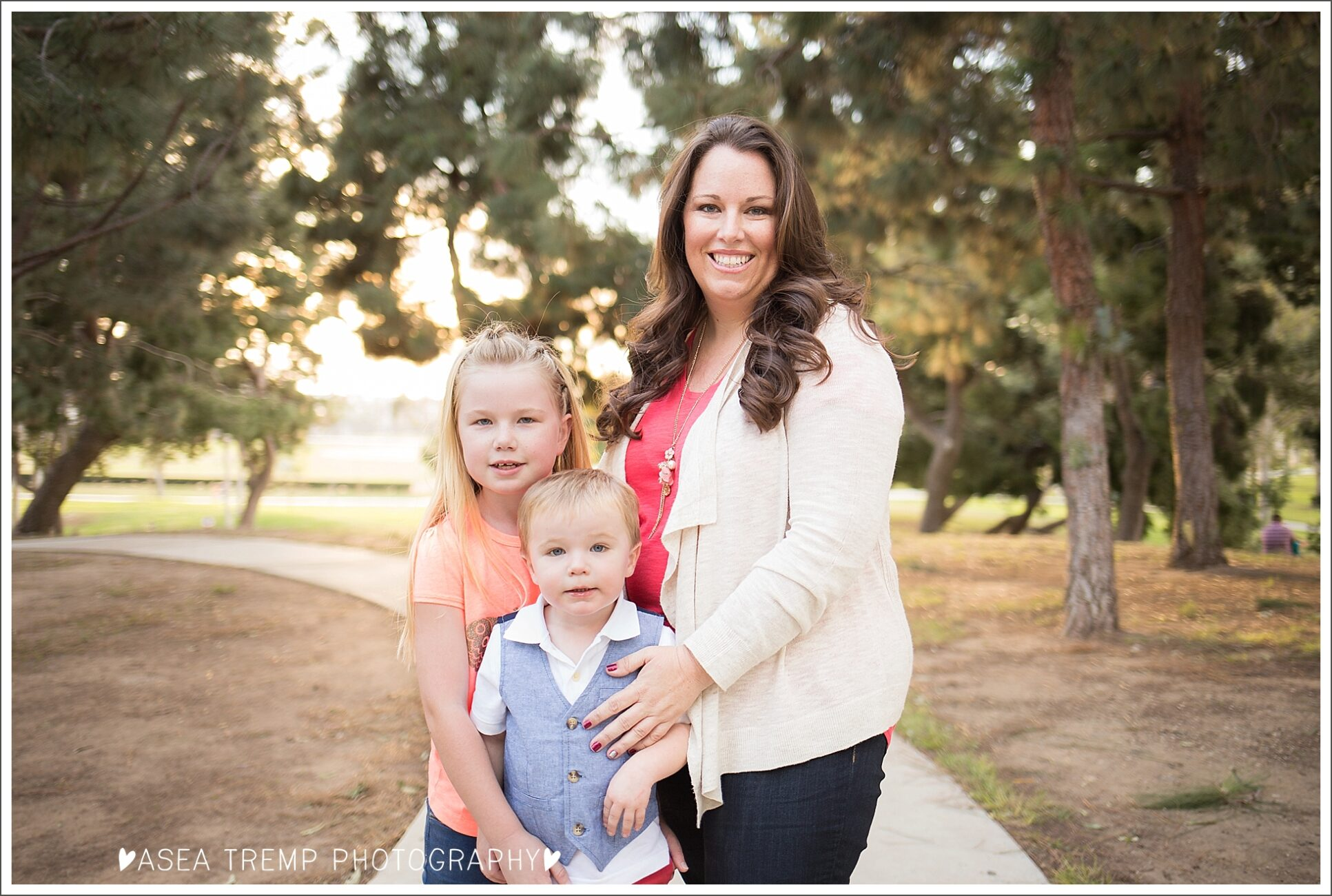 TeWinkle Park Costa Mesa Family Photography