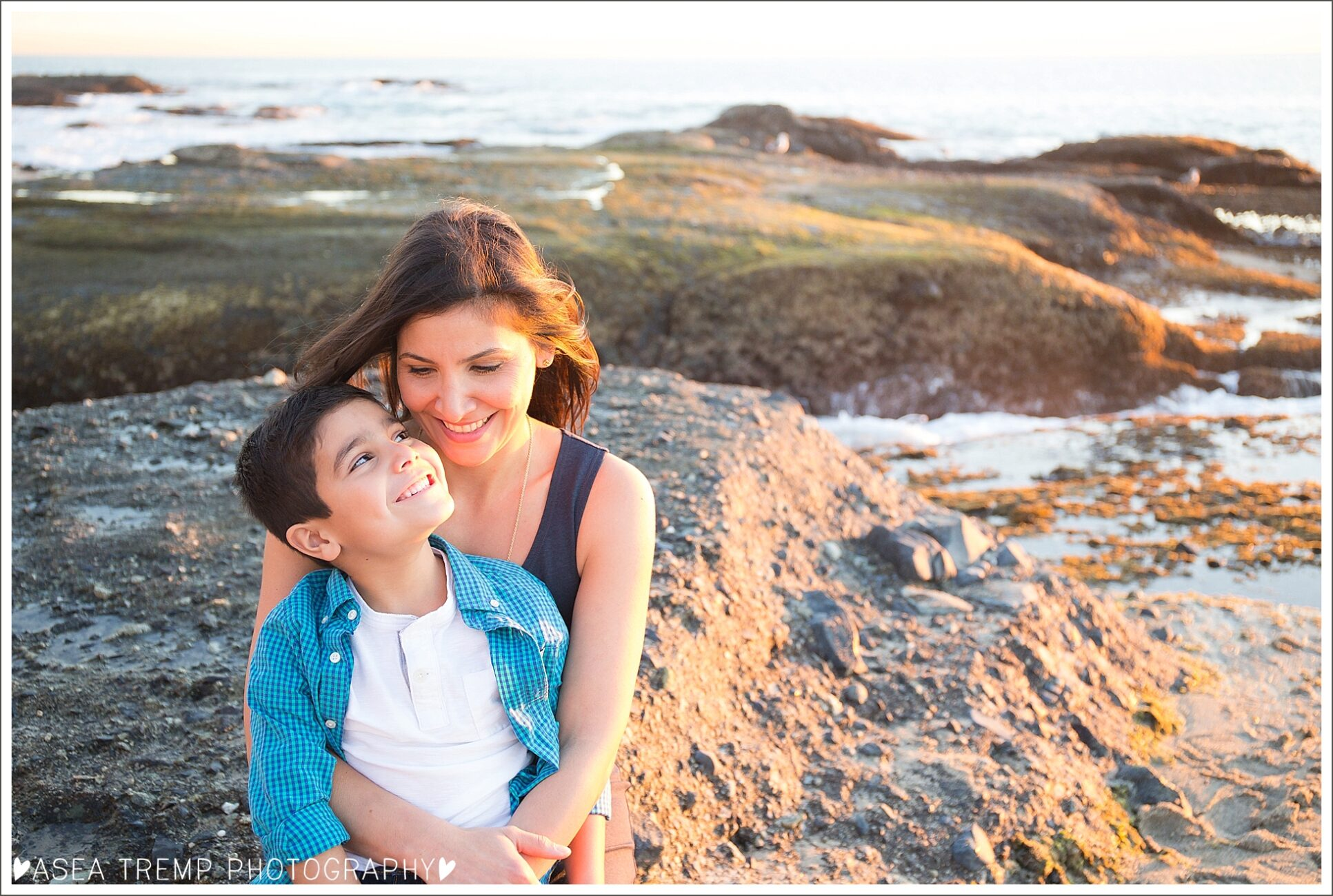Aliso Beach Family Session Asea Tremp Photography